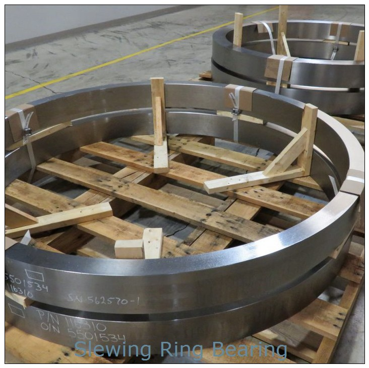 Germany Quality Liebherr Crane Swing Ring Gear Bearing