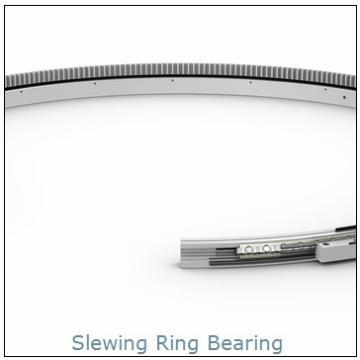 PC350-6  internal  Hardened teeth  raceway  excavator slewing ring  bearing Retroceder