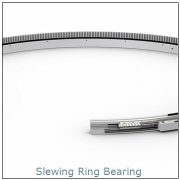 standard big size ball and roller combined slewing ring bearing