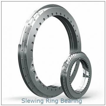 Double Row Ball Slew Bearing Manufacture for Logging Machinery