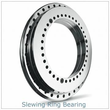 black coating Used Multiple Places  ball bearing turntable trailer jost slewing ring