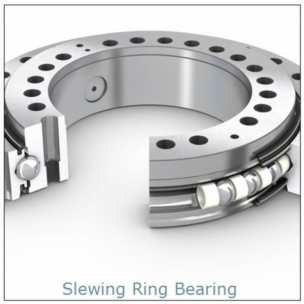 50 Mn  EX120-3 hardened  raceway and internal gear  slewing  bearing Retroceder #1 image