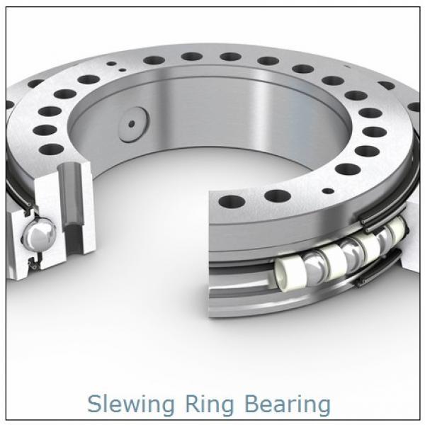 EX40-1 internal Hardened gear  raceway Excavator  slewing ring  bearing Retroceder #1 image